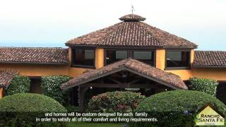 Venta de Lotes y Casas de Montaña en Rancho Santa Fe - Panama - Real Estate Video Tours