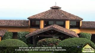 Venta de Lotes y Casas de Montaña en Rancho Santa Fe - Panama - Real Estate Video Tours