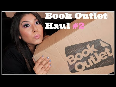 Book Outlet Haul #2 (Cont.) l April 2018
