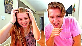 REACTING TO OUR BEST PRANKS! **EXTREMELY FUNNY PRANK WARS**