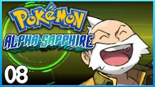 Pokemon Alpha Sapphire Part 8 - Wattson Gym Battle ORAS Gameplay Walkthrough