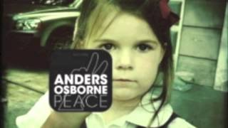 Watch Anders Osborne Peace video