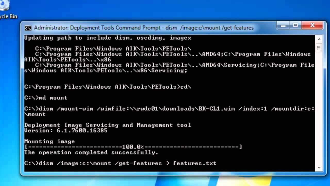 windows 7 boot.wim download