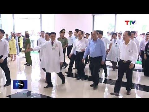 Thủ tướng Chính phủ dự Lễ khởi công xây dựng cụm trang trại bò sữa TH truemilk và thăm BV Ung bướu