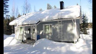 Коттедж в Финляндии на Новый год 2018 - ID 1159