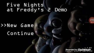 Five Nights at Freddy's 2.Я смогла...