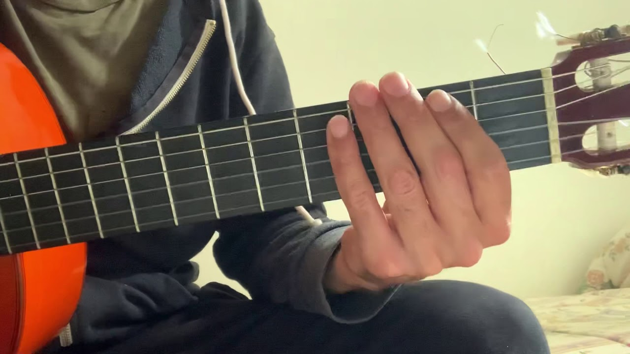 Guitarra Que Bello Es Vivir El Kanka Youtube