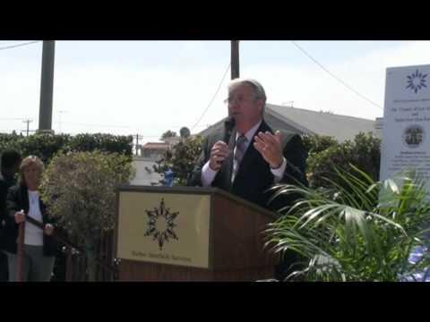 Harbor Interfaith Services Groundbreaking Ceremony