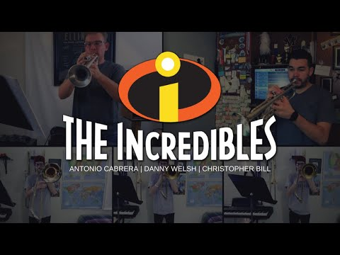 The Incredibles | Antonio Cabrera | Danny Welsh | Christopher Bill