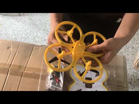 Unbox Video - Watch Remote Control Drone Induction Sensor Ind