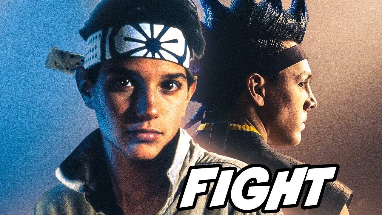Can Daniel LaRusso (1984) Beat Hawk? - Cobra Kai Explained