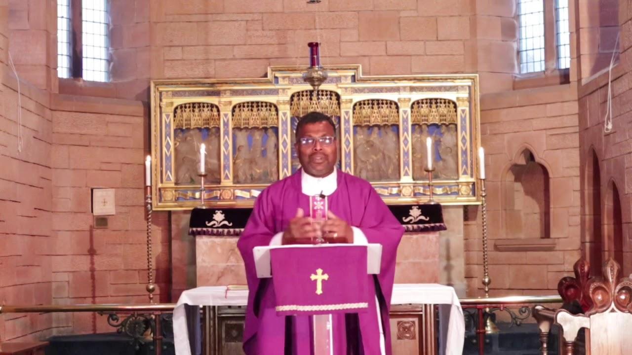 Lent Talks 2021: 17 February