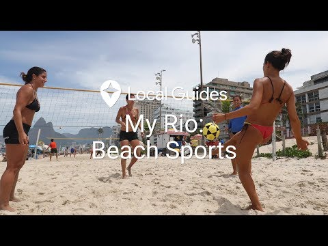Beach Sports in Brazil - My Rio, Episode 3