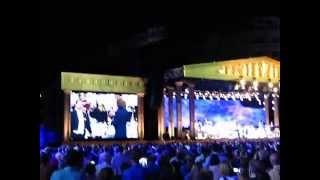 Concert Andre Rieu, vineri 5 iunie 2015 (5.06.2015), Bucuresti, Piata Constitutiei 29