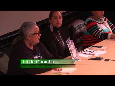 Native American Genocide Conference Panel