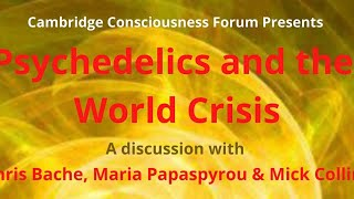 Psychedelics and the World Crisis