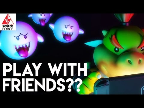 How To Play With Friends Online in Mario Kart 8 Deluxe Switch
