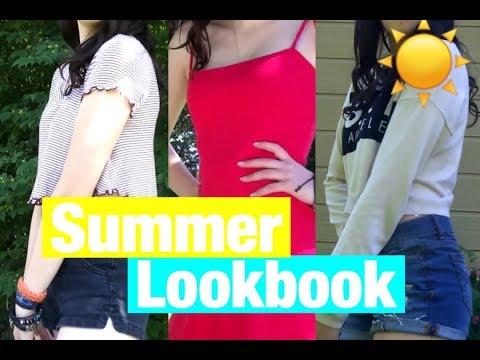 Summer Lookbook 2018   Alyssa Brooke