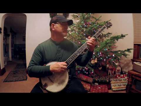 Carol Of The Bells Medley - Clawhammer Banjo