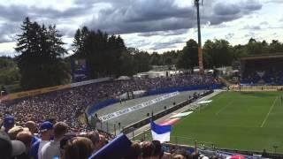 Sv darmstadt 98 gegen hannover 96 ...