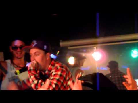 RiFF RAFF ft. DEEZUZ  - RAP GAME JAMES FRANCO (Live) @ Studio 06 14 13