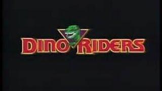 Dino Riders - The Blue Skies Of Earth - Svenska - Swedish
