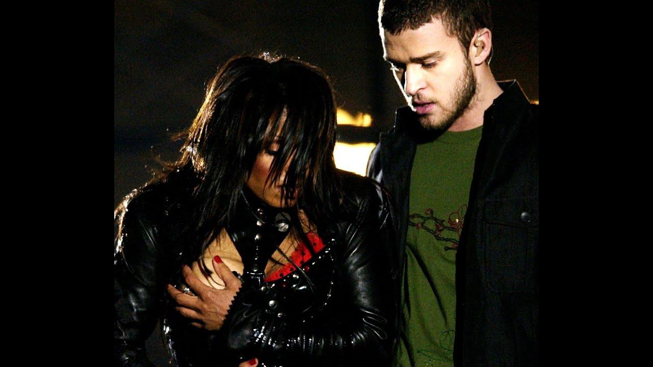 Janet Jackson Infamous Nip Slip Justin Timberlake 2004 -9726