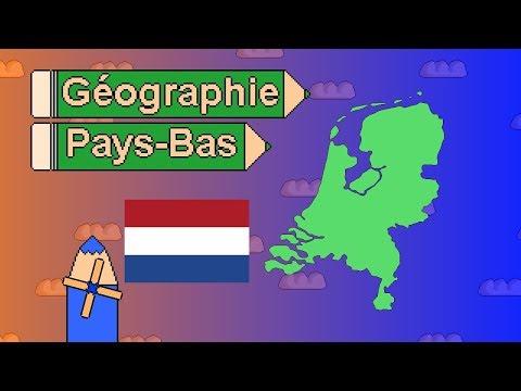 La Géographie Des Pays-Bas