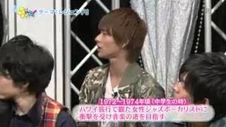 まいど!ジャーニィ~ 2014年12月7日 141207 森公美子がゲストで登場!F...