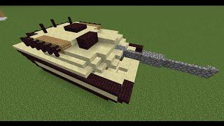 как построить танк в minecraft(, 2014-07-09T06:41:36.000Z)