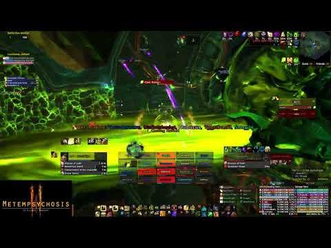 Mythic Kin'garoth First Kill - Holy Paladin PoV
