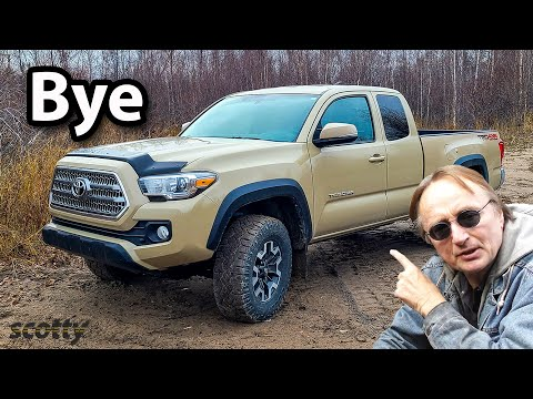 The End of Toyota Tacoma Reliability