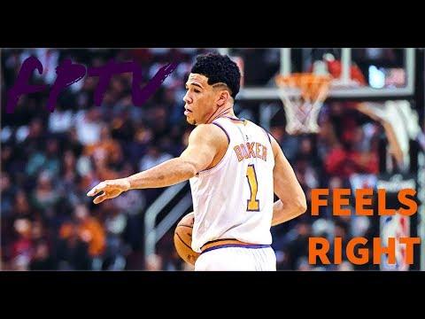 "DEVIN BOOKER ""FEELS RIGHT'"" NBA MIX HD"