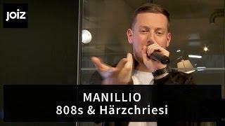 Manillio - 808s & Härzchriesi | Live at joiz