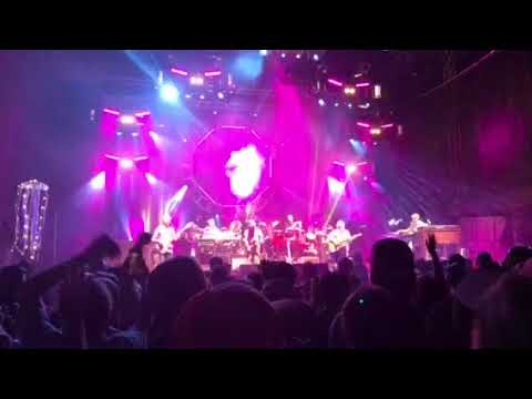 String Cheese Incident-Joyful Sound into Rumble live at Waterloo Music Festival 9/8/18