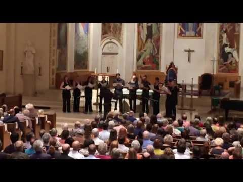 The Tudor Choir Perform Palestrina in Portland