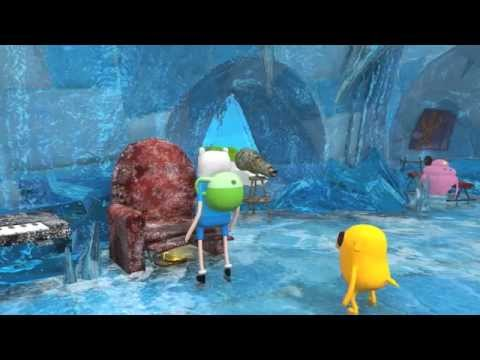 Adventure Time: Finn and Jake Investigations - Video