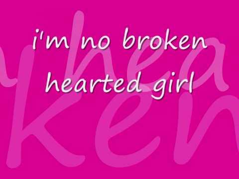 Beyonce- Broken hearted girl lyrics