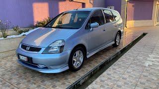 Honda Stream 2.0 i-VTEC 156 hp 2003