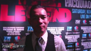 Nonito Donaire explains why he feels Canelo Alvarez is not scared of Gennady Golovkin