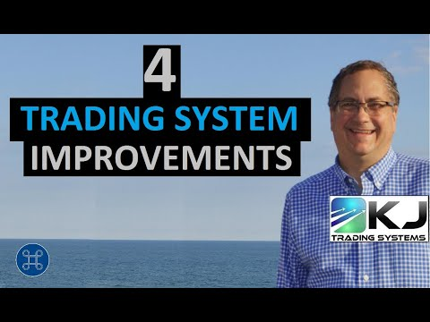 4 Ways To Improve Your Algo Trading System Performance