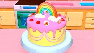 My Bakery Empire - Bake, Decorate and Serve Cakes Learn Cake Cooking Games For Kids