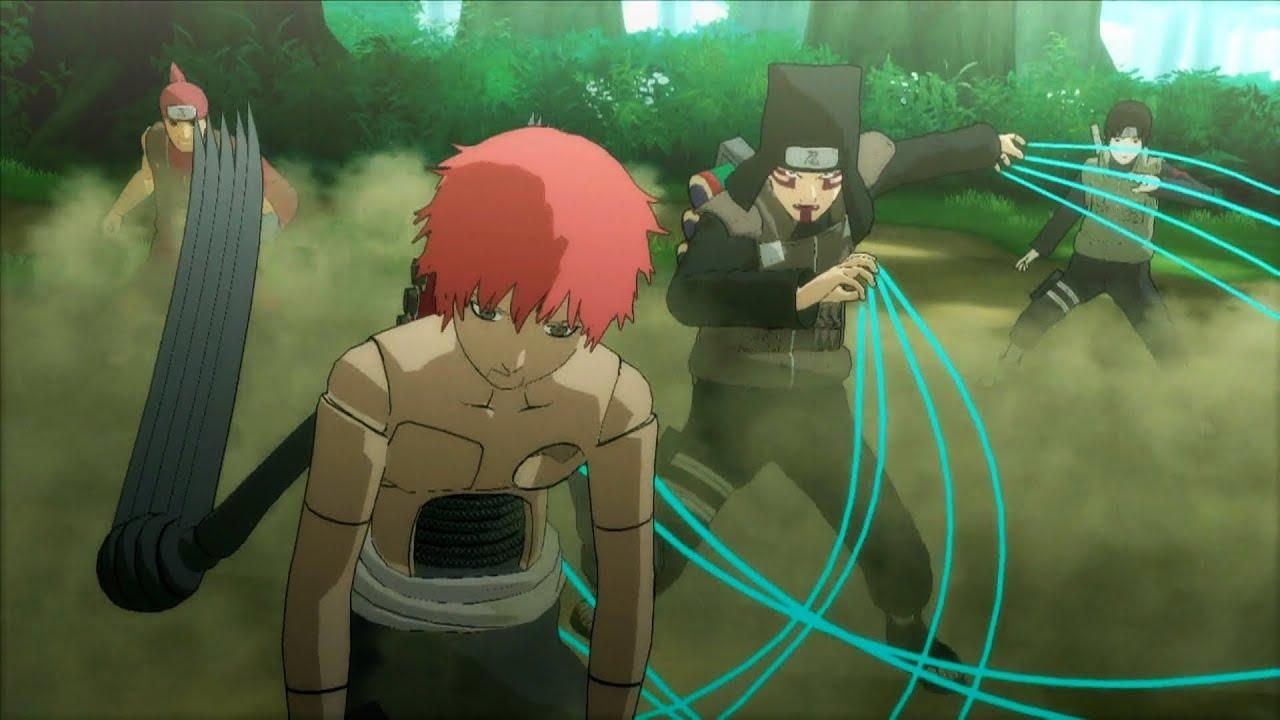 Anime Naruto Wallpaper Hd Naruto Shippuden Ultimate Ninja Storm 3 Full Burst Hd