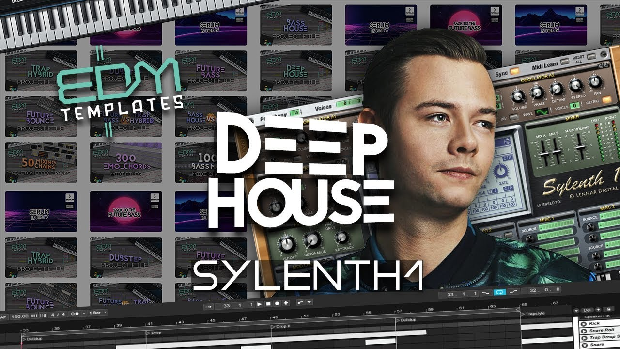 2k17 Deep House Preset Pack for Sylenth1 | FREE DOWNLOAD