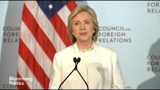 Hillary Clinton: Time for Delay Is Over vs. Islamic State
