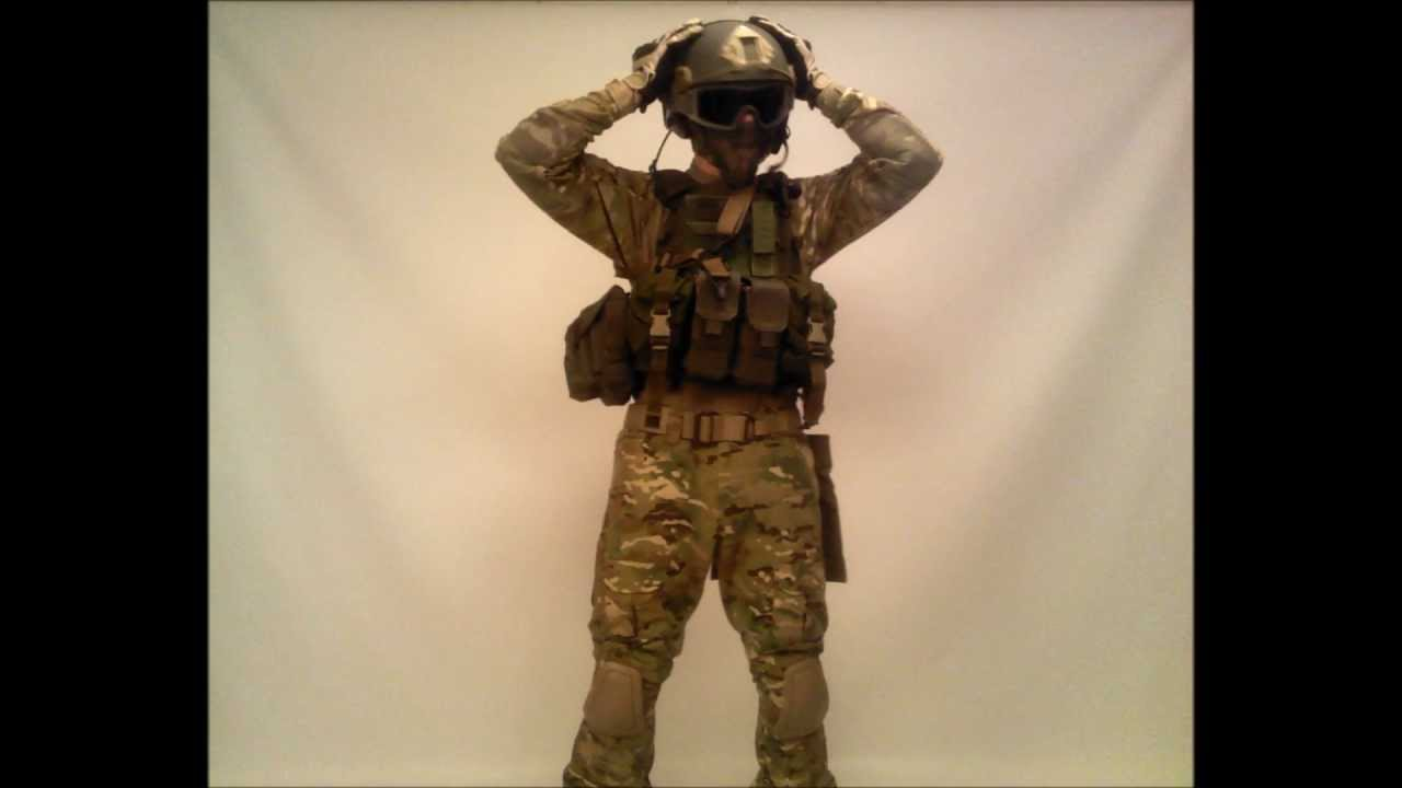 multicam rifleman ghost recon future solider insipired