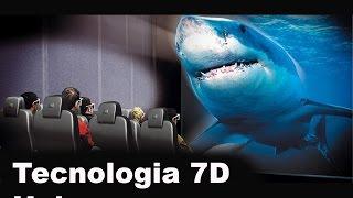 Tecnologia 7D Hologram
