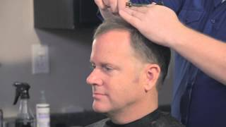 Thinning Hair Cutting Tips from John McCormick