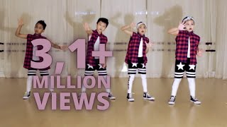 HIP HOP DANCE INDONESIA Kids Hiphop Dance Choreography Dance Video
