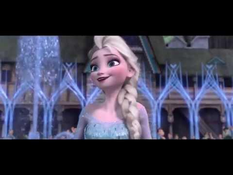 ❆ Elsa ~ Shatter Me ❆